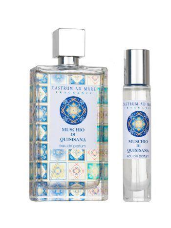 muschio di Quisisana 20ml - 50ml - 100ml body fragrance