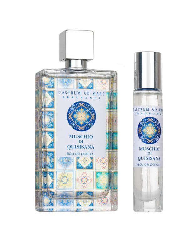 muschio di Quisisana 20ml - 50ml - 100ml body fragrance