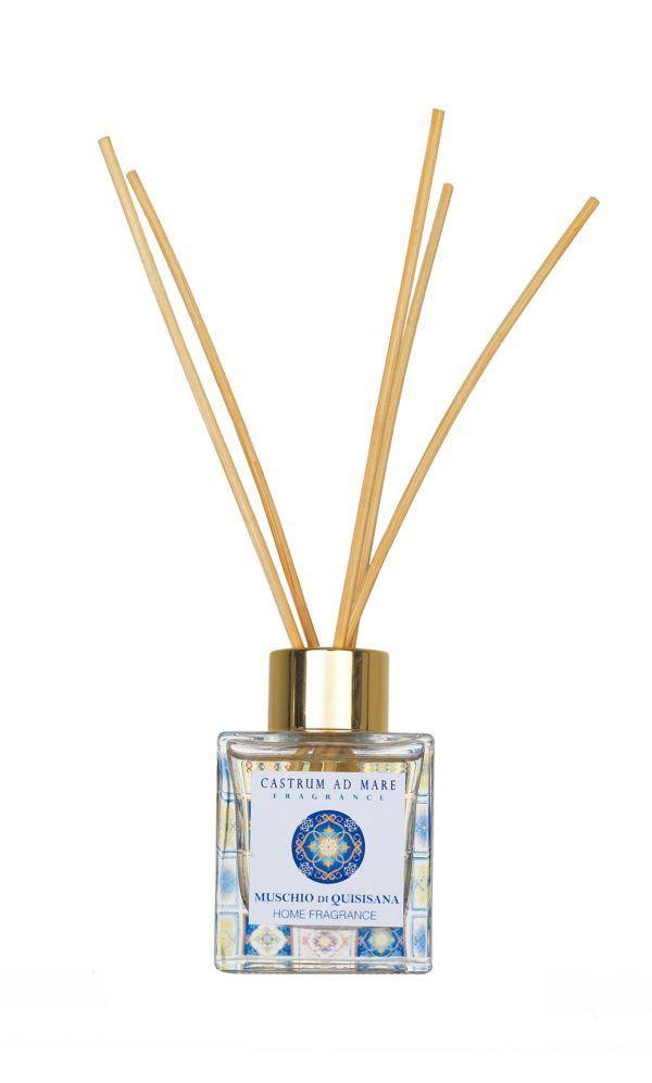 fragranze per l'ambiente muschio di Quisisana