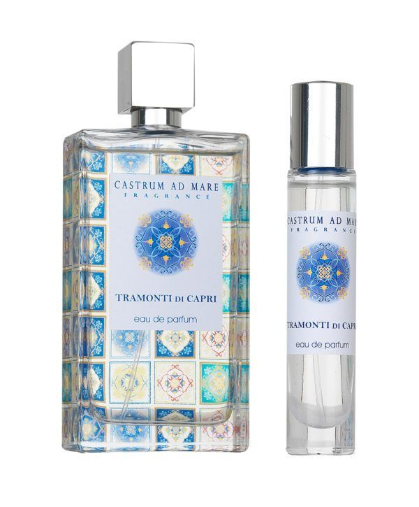 tramonti di Capri 20ml - 50ml - 100ml body fragrance